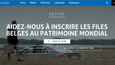 petition trafic belge