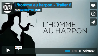 L'homme au harpon documentaire