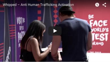 Armée du salut anti human trafficking traic humain
