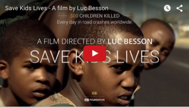 Save kids lives film de Luc Besson