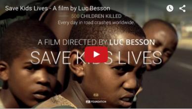 Save kids lives film de Luc Besson