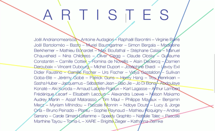Artists for haiti